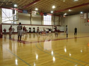 Second practice gym
