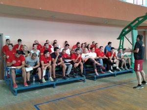 Coaches clinic in Tirana (2nd stage)