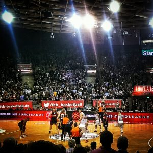 Euroleague - Bayern Munich vs SIG Strassbourg